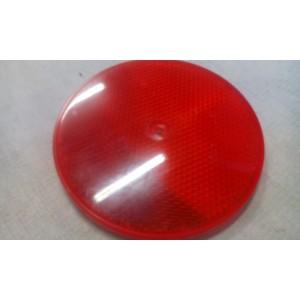 Odrazové svetlo červené- kruhové